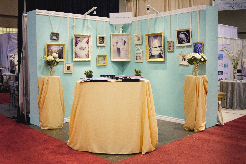 Bridal Fair Booth Ideas: Wedding Show