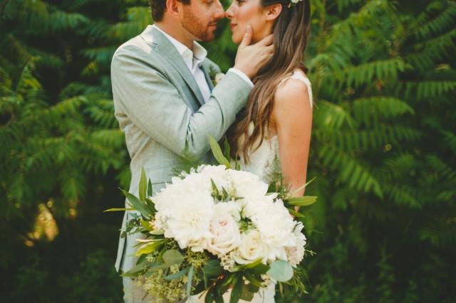 elegant beautiful wedding at evergreen brickworks
