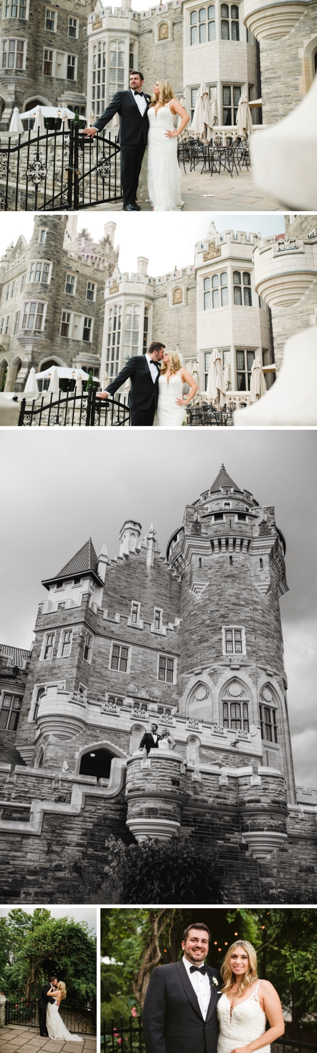 casa loma wedding images photography